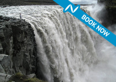 Lake Mývatn and powerful Dettifoss – Tour from Akureyri