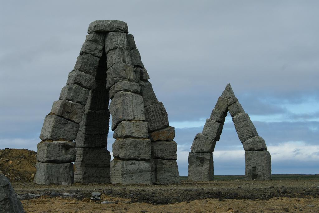 ArcticHenge North Iceland
