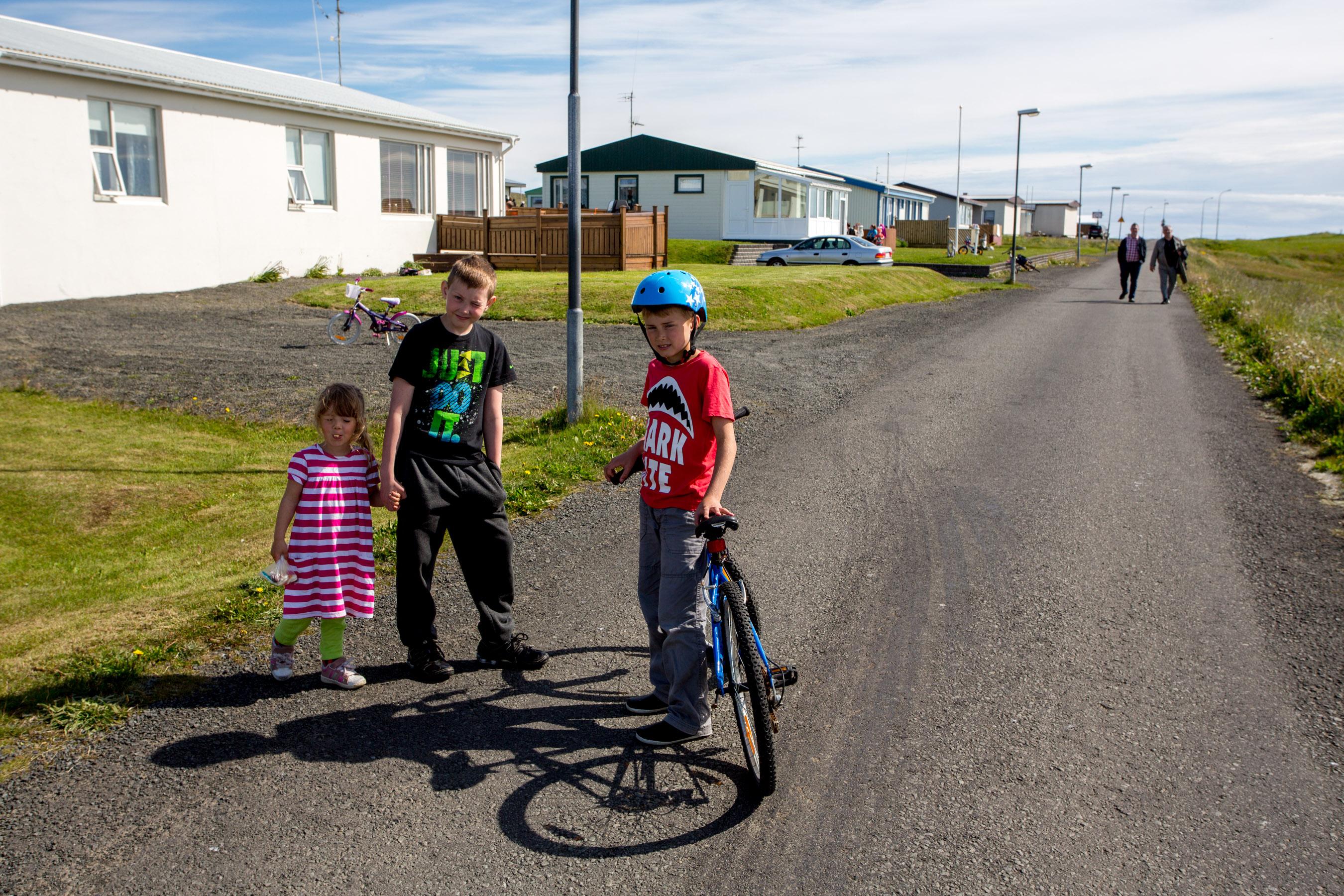 Grimsey Arctic Circle Tour North Iceland