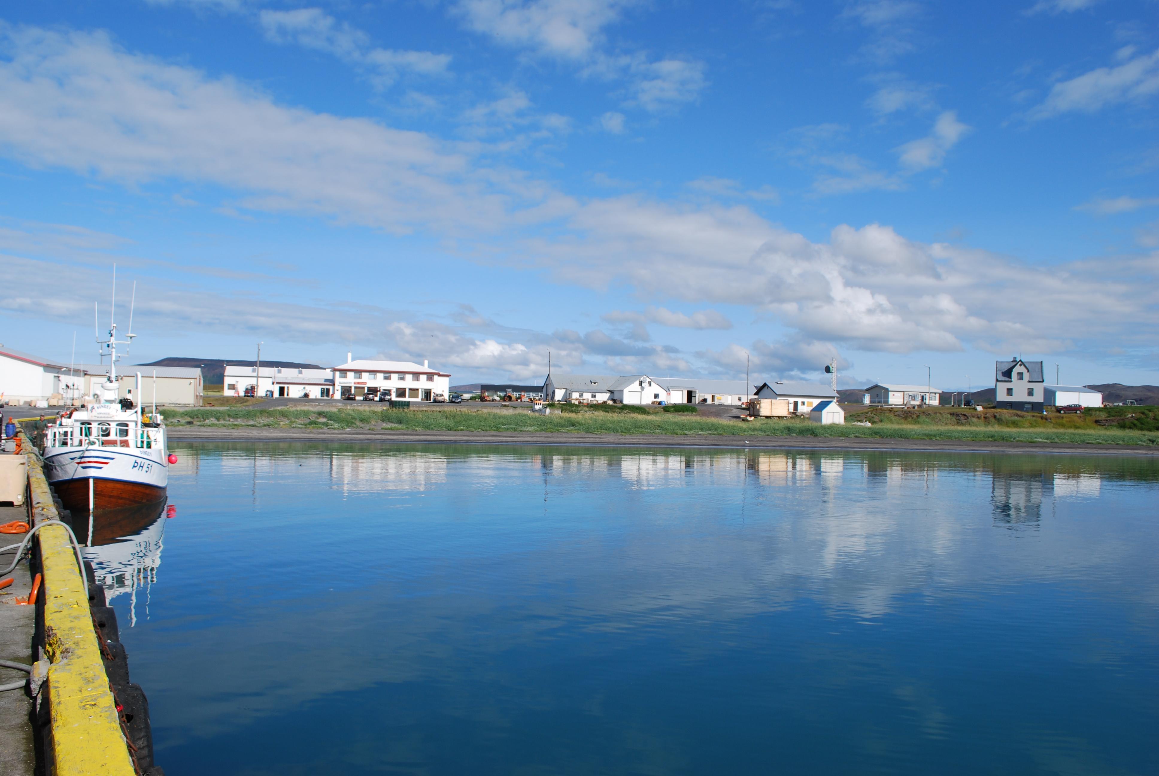 Kópasker North Iceland