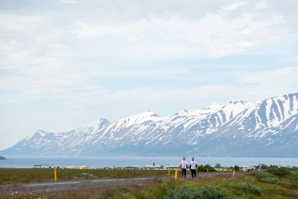 Árskógssandur North Iceland