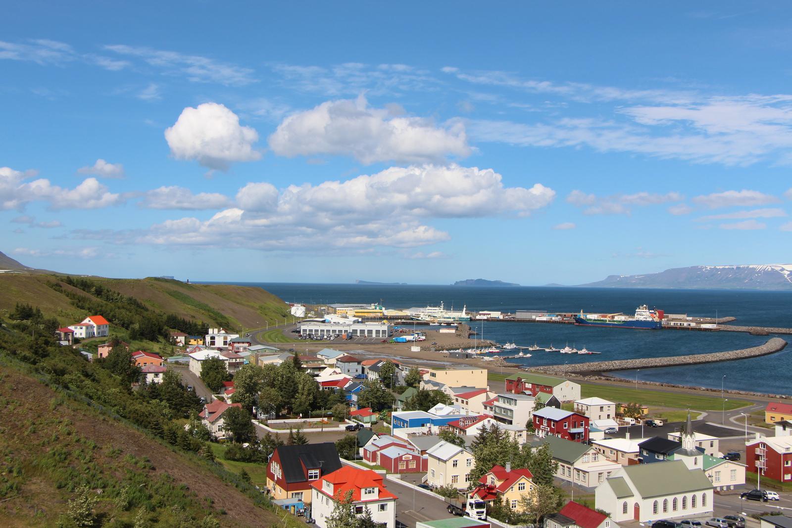 Saudarkrokur town north iceland tours