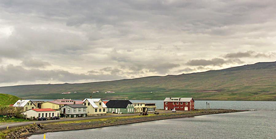 Borðeyri North Iceland
