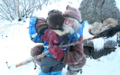 Christmas traditions in North Iceland